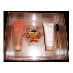 Giftset nước hoa nữ xách tay Tresor 4pc