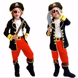 Hóa trang Halloween Trẻ em Cướp Biển Nhí Queenie