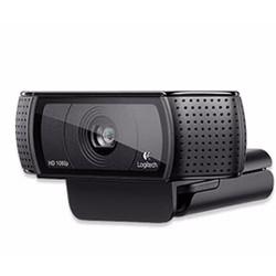 Webcam HD 1080p Logitech C920