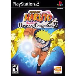 Đĩa game PS2 Naruto trọn bộ 4 DVD