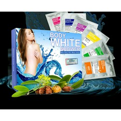 Bộ tắm trắng White Docters body White Shower