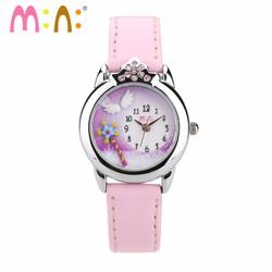 Đồng hồ Bé gái Mini Hàn Quốc MI054