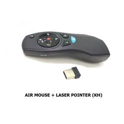 Chuột bay Air mouse và  đèn Laser Pointer KH