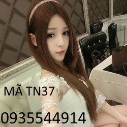 Tóc nữ mái dài Hàn Quốc TN37