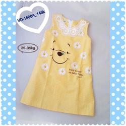 Đầm đại Disney gấu Pooh