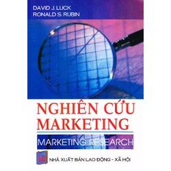 Nghiên cứu Marketing David J. Luck