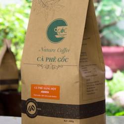 CAFE GỐC ARABICA-500G