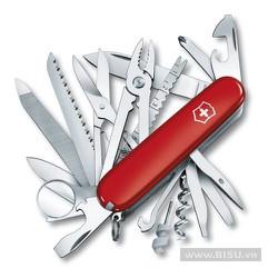 Dao xếp đa năng Victorinox Model: Climber Red