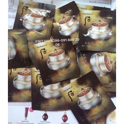 12 gói Kem dưỡng Tái Sinh da Cao cấp WHOO Hwa Huyn Cream