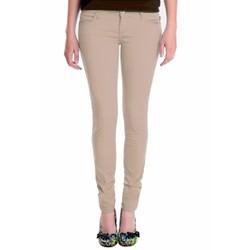 Quần Legging Nữ Kaki Chun Co Giãn Bó Ống Skinny Jeans 001 NU