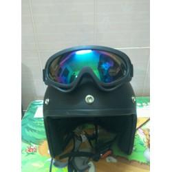 Mắt kính đi phượt X400 bảo vệ mắt tối đa