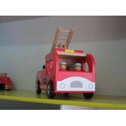 Xe cứu hỏa-size L