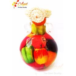Bình trang trí trái cây