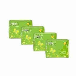 Deal sốc_Combo 4 gói Kotex Liner hàng ngày hương tự nhiên KK 8 miếng