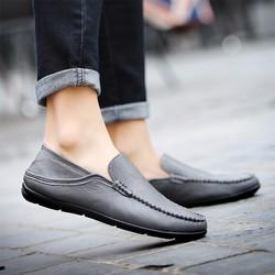 Giày mọi da nam Hàn Quốc-GD93