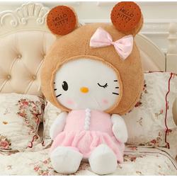 Mèo Hello Kitty Cookies bông