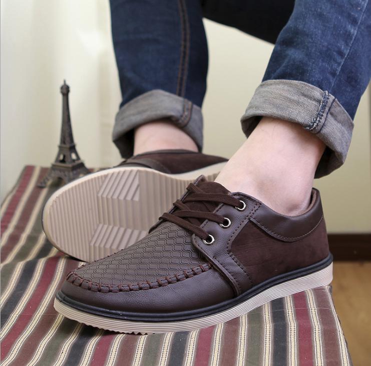 Giày tây nam thời trang HNP GN082 4