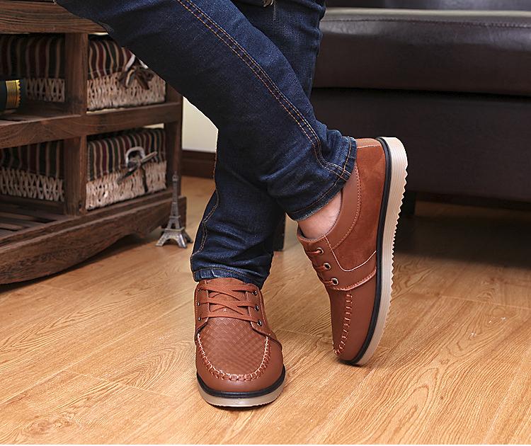 Giày tây nam thời trang HNP GN082 3