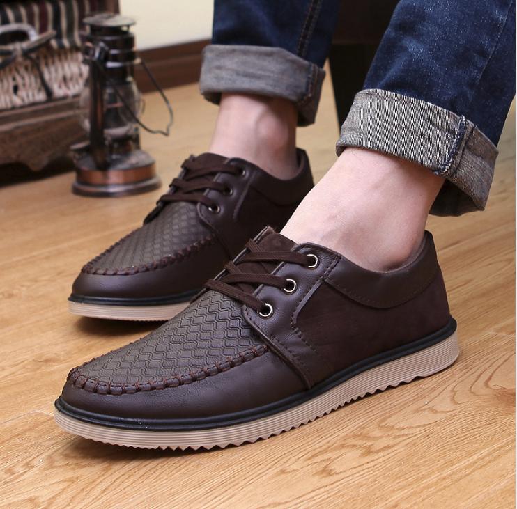 Giày tây nam thời trang HNP GN082 1