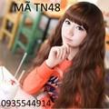 Tóc nữ mái ngang Hàn Quốc TN48