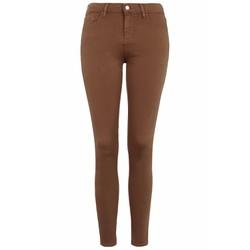 Quần Legging Nữ Kaki Chun Co Giãn Bó Ống Skinny Jeans 001 CA