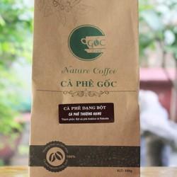 CAFE GỐC THƯỢNG HẠNG- 500G