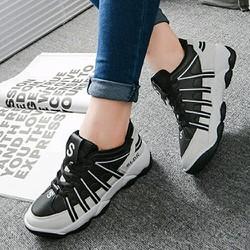 Giày Thể Thao Phong Cách Hàn Quốc Cá Tính 09-TT006D