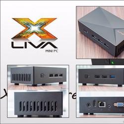 Máy tính Mini PC ECS LIVA X, RAM 4GB, SSD 128GB