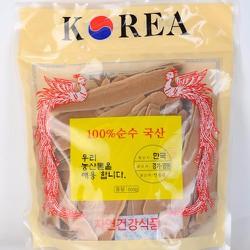 Nấm linh chi đỏ Hàn Quốc thái lát 500gr