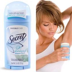 Sáp khử mùi SECRET - Mỹ  73g