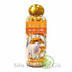 Viên Bôi Nhau Thai Cừu Bill Placenta - Royal Jelly - Canada