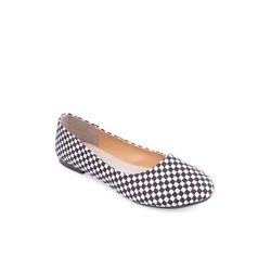 giày búp bê caro cực xinh