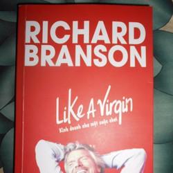 Richard Branson - Kinh doanh như một cuộc chơi