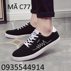 Giày thể thao nam cá tính C77