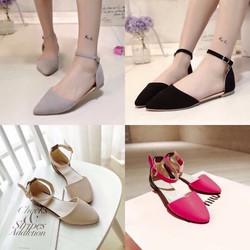 giày đế bệt xinh