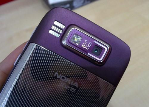 nokia e72 violet 2