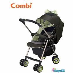 Xe đẩy Combi Diaclass XZ-600 xanh rêu 113846 - Giá tốt nhất