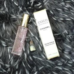Nước hoa Coco Mademoiselle Hồng 20ml - Chanel