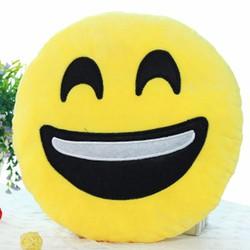 Gối ôm biểu tượng cảm xúc Rozalo Emoticon RGE3304