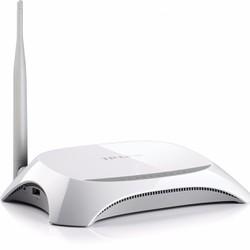 Router Wifi 3G Tplink MR3220 - Bộ phát sóng Wifi từ USB 3G