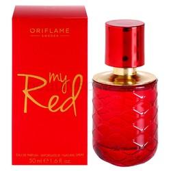 Nước hoa nữ My Red Eau De Parfum