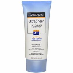 Kem chống nắng Neutrogena Ultra Sheer Sunscreen SPF 45