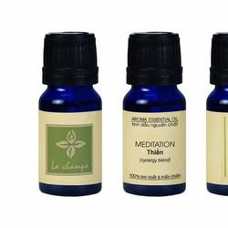 Tinh dầu Thiền Meditation Essential Oil Blend 10ml La Champa