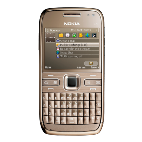 Nokia E72 1