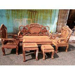 Bàn ghế gỗ giáng hương