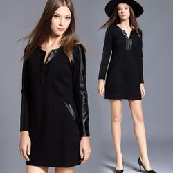 Đầm nữ thời trang công sở đẳng cấp sang trọng 2016