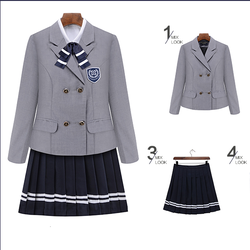 Áo vest đồng phục học sinh Hàn Quốc