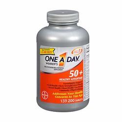Viên uống bổ sung Vitamin cho phụ nữ One A Day Women 50 Advantage