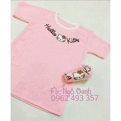 Áo Thun Hello Kitty Xinh