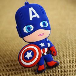 Móc Khóa Captain America